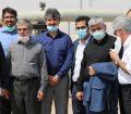 با دعوت نماینده مردم مسجدسلیمان ، رئیس کمیسیون انرژی مجلس وارد خوزستان شد