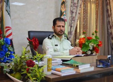 دستگیری باند سارقان مامور نما در مسجدسلیمان