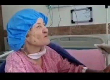 شهربانوی ۱۱۱ ساله «کرونا» را شکست داد